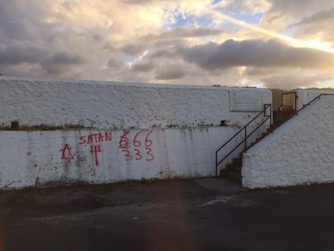 Nouvel acte de vandalisme, au cimetière de l'Est cette fois