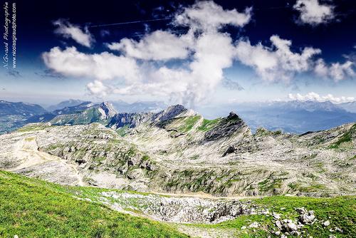 Les Grandes altitudes du Vercors!