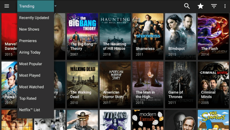 CyberFlix TV APK 3.3.0 Download Latest Version Free for Android 2020 - BeeTV