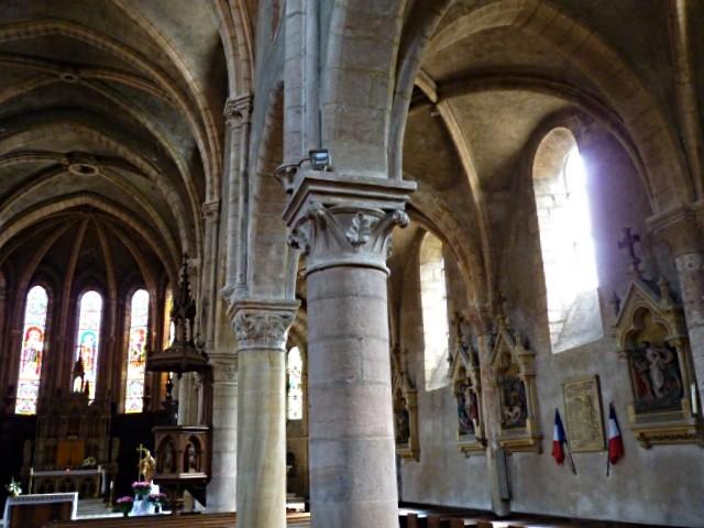 Gorze église Saint-Etienne 6 Marc de Metz 2001