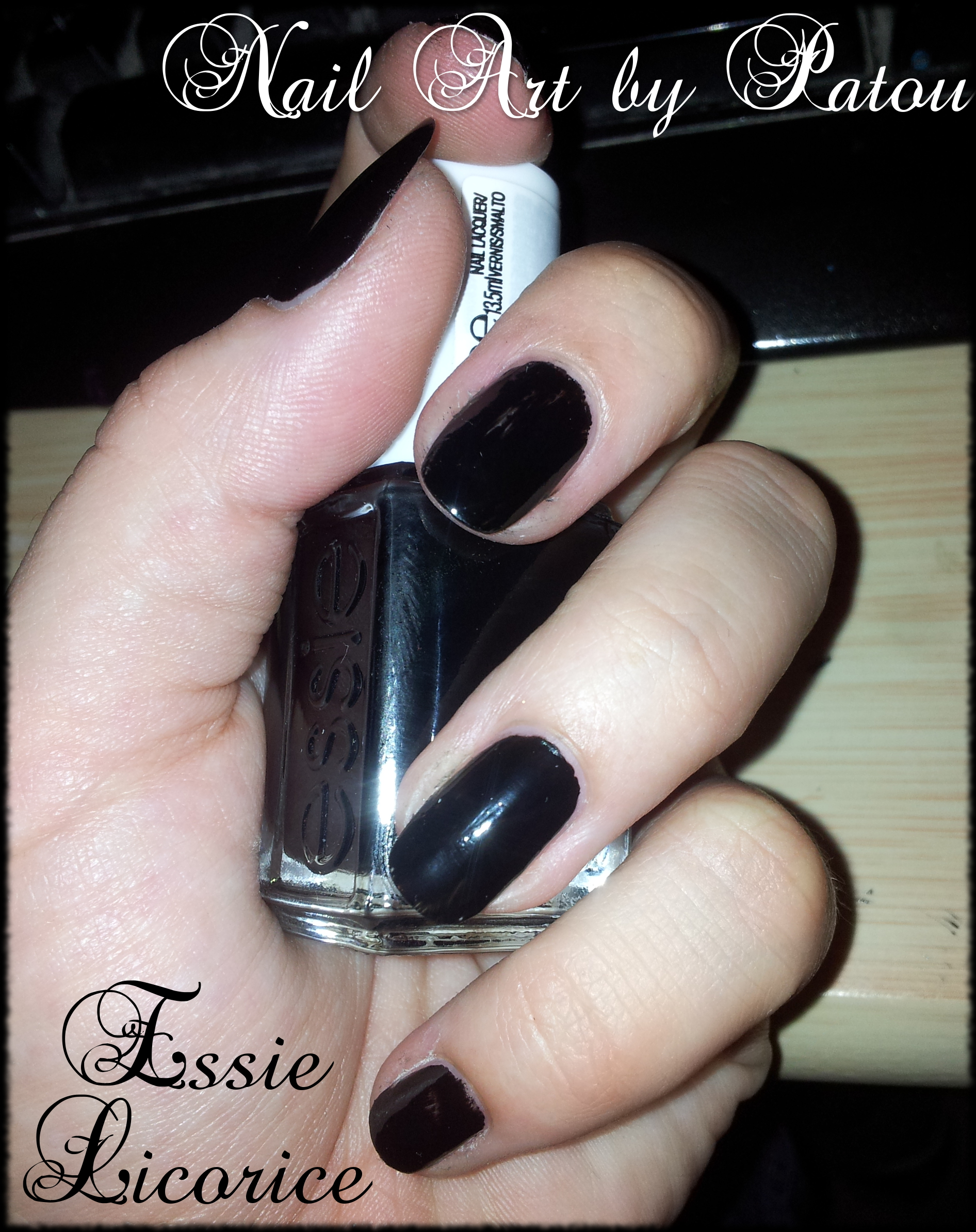 Essie - Licorice