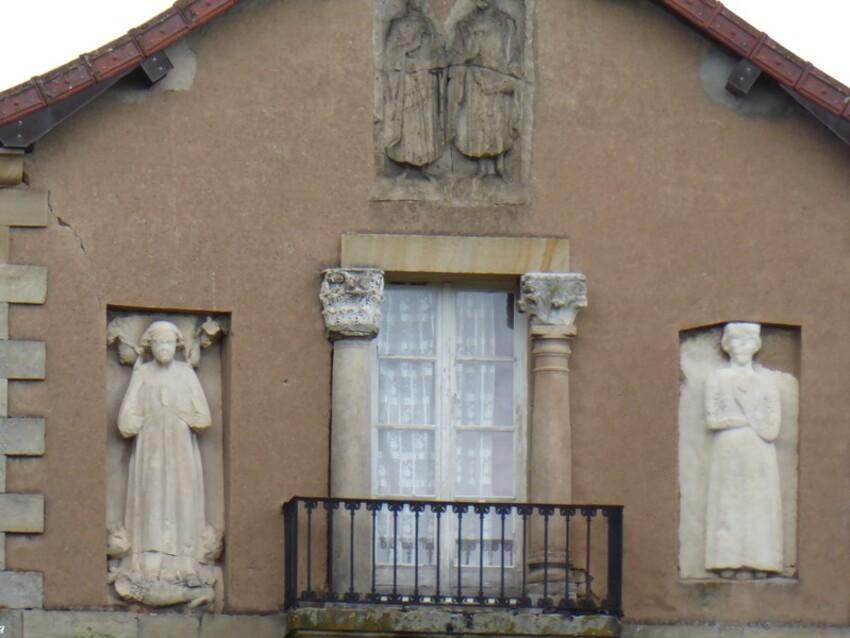 Theâtre romain à Autun,