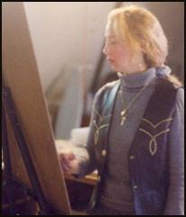 Pastelliste : Cécile Houel