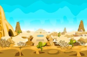 Egyptian desert escape