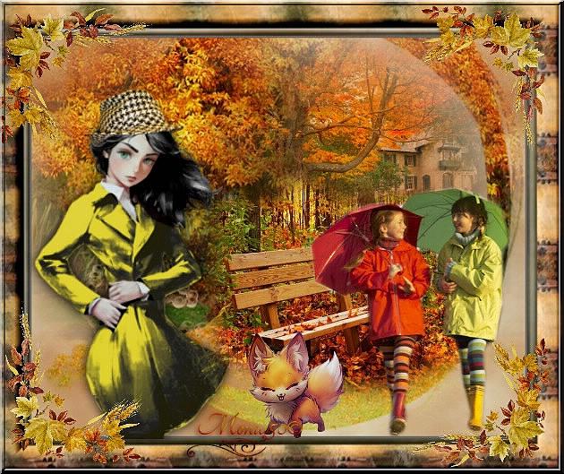 Défi automne chez Nathie