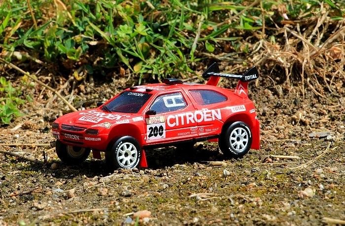 Citroën ZX Rallye raid
