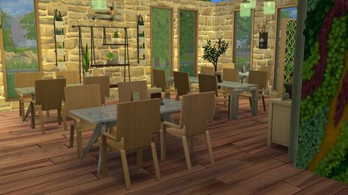 Au Jardin Gourmand - Restaurant