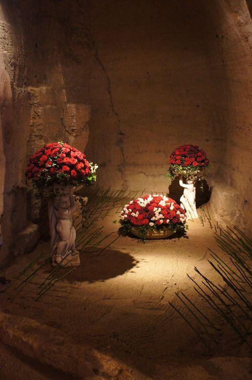 Journées de la rose: concours international d'art floral