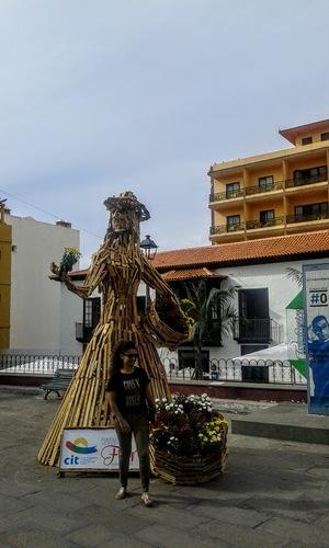 Une initiative à Puerto de La Cruz