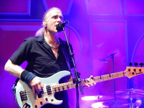 Billy Sheehan Tivoli (Utrecht)