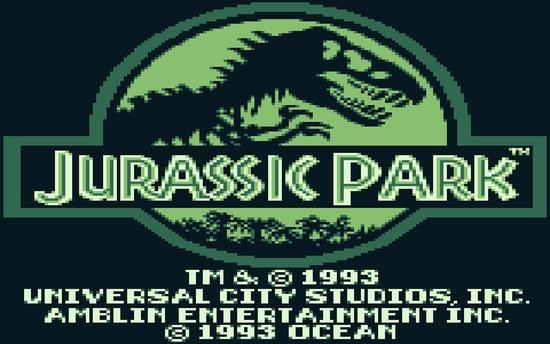 Jurassic Park ss