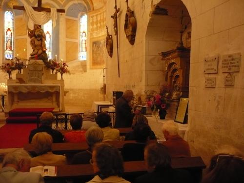 Pèlerinage du 25 août 2013