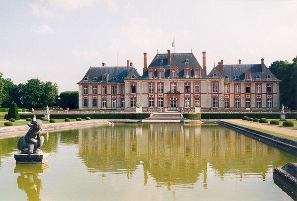 Le château de Breteuil dans les Yvelines (1ère partie)