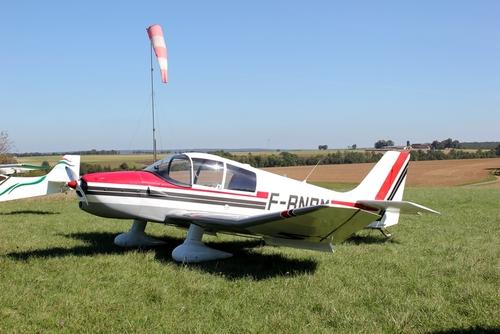 Rallye CDA à l'aéroclub de Châtillon sur Seine