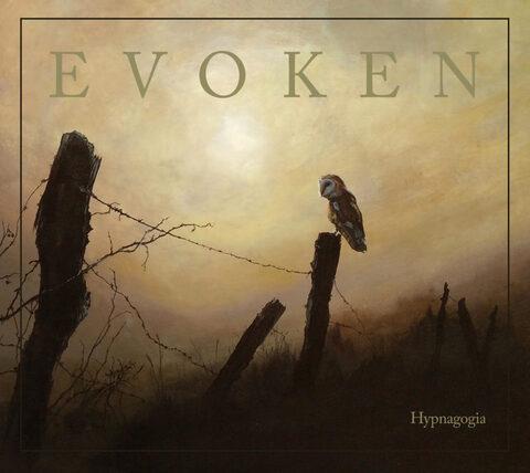 EVOKEN - Un nouvel extrait de l'album Hypnagogia dévoilé