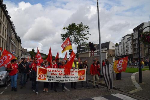 [Mercredi 13 Septembre 2017] mobilisation contre les ordonnances