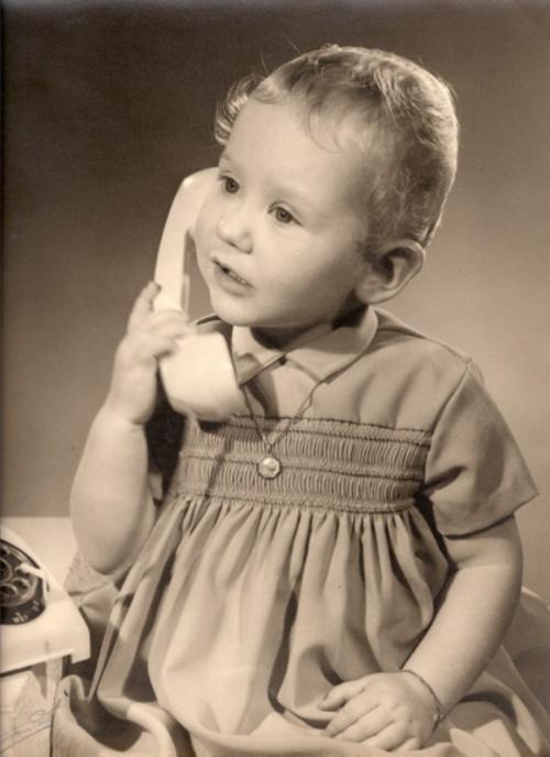 Il était une fois... une toute petite fille..