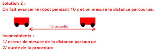 Afficher la vitesse maxi du mbot (article en construction)