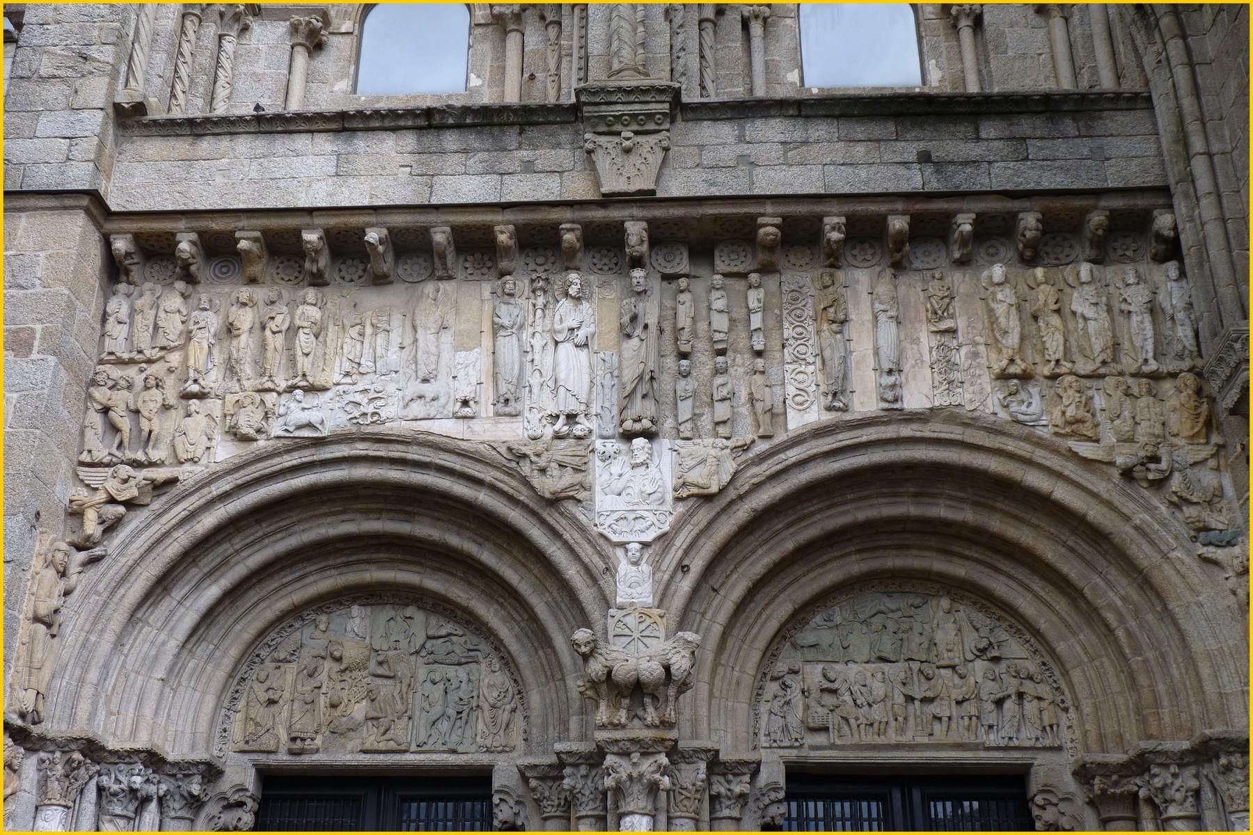43° étape - Point final : la basilique de Santiago de Compostela