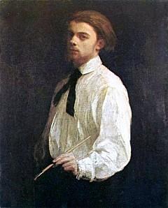 Fantin-Latour Henri 12 autoportrait max
