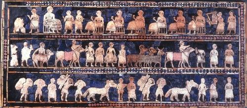 Rites d'éternité - I - les tombes royales d'UR