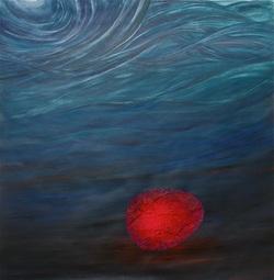 Une peinture qui accompagne la vie