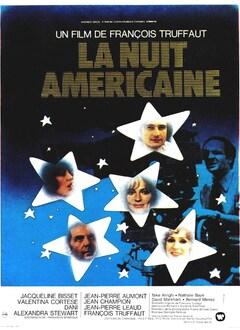 LA NUIT AMERICAINE - AFFICHE FRANCAISE