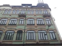 Les vieilles rues de Porto, tags et graffs
