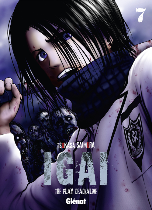 Igai - Tome 07 - Tsukasa Saimura