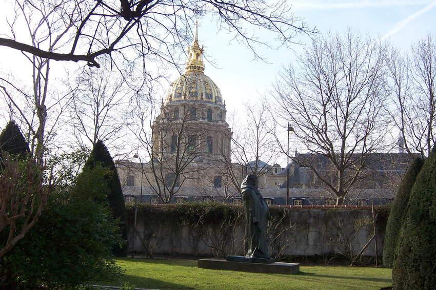 Musée Auguste RODIN à PARIS