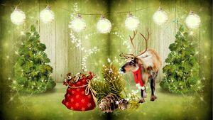 Fonds D'écrans Noël 4