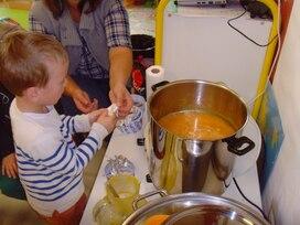 soupe au potiron - suite