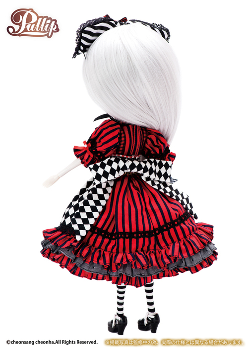 Janvier : Pullip Optical Alice