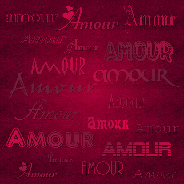 Fonds Saint Valentin page 2