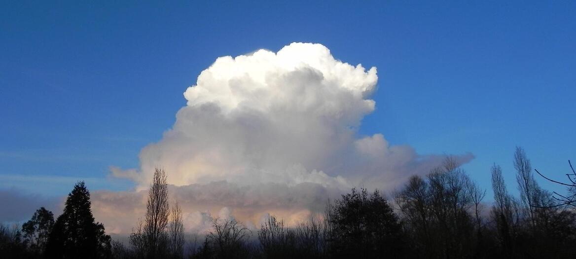 mes instants nuages ...