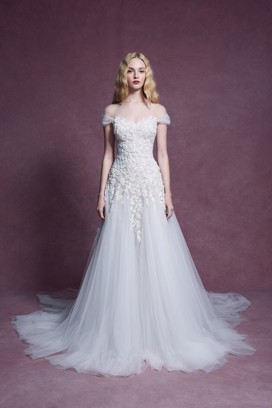"Marchesa ""Collection Mariage Automne 2020"""