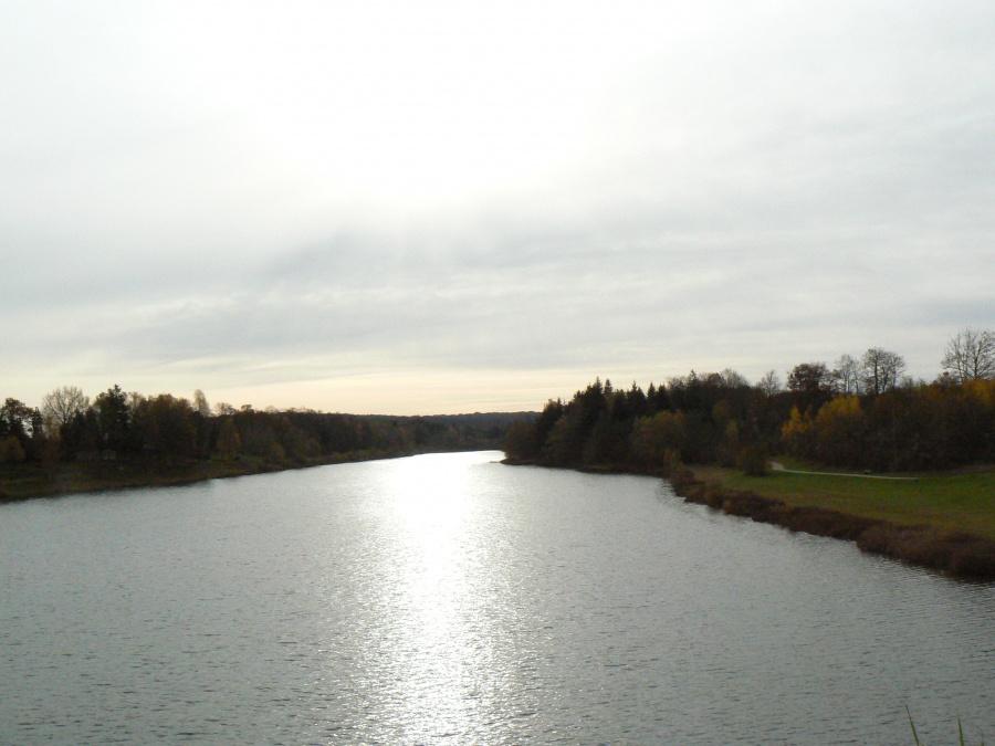 L'étang des Leschères à Wassy
