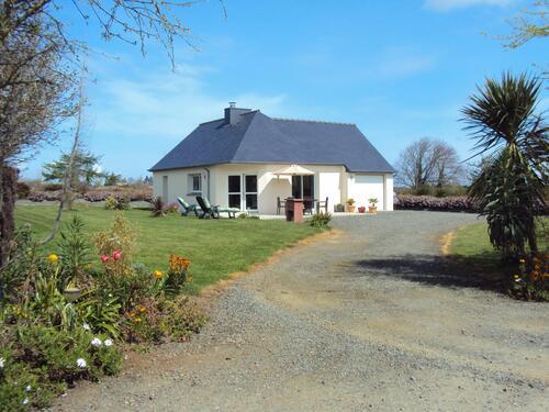 Vacances en Côtes d'Armor, face à l'île de Bréhat
