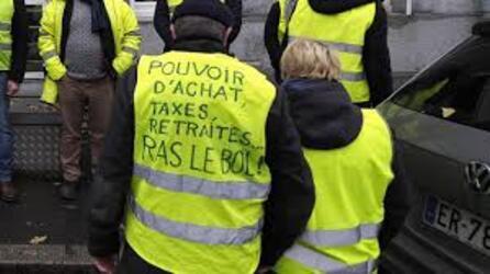 Gilets jaunes et CGT réunis, contre la loie anti casseur donc, pour les casseurs...