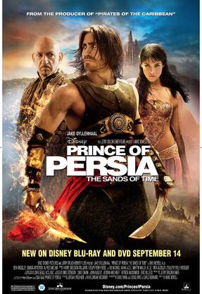 Prince Of Persia, un film d'action splendide.
