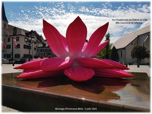 Annecy : au bord du lac