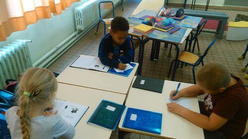 Des coins dans la classe