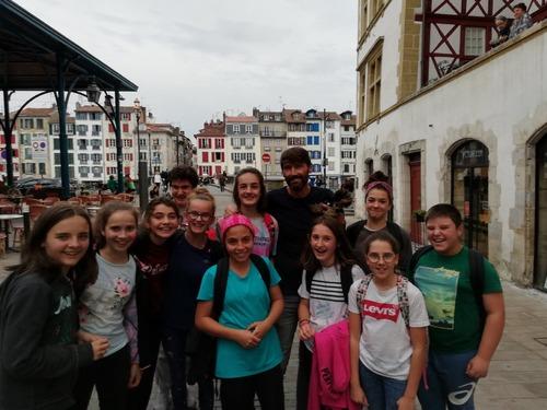 Un instant de bonheur de Arrossa à Bayonne