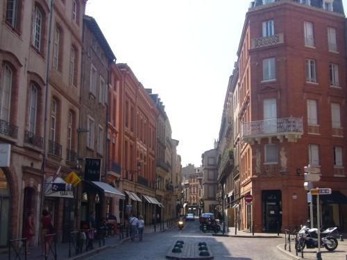 Ambiance Toulousaine Rue Corix Baragnon