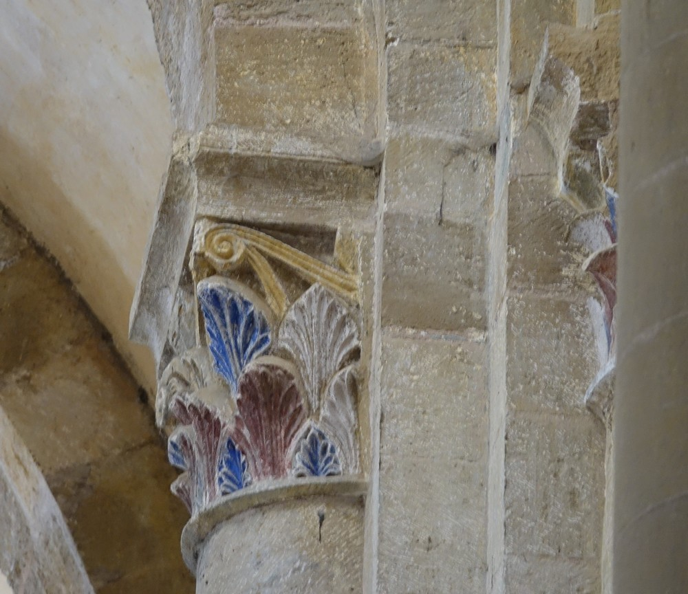 L'église abbatiale Sainte-Foy de Conques (2/2) : l'intérieur...