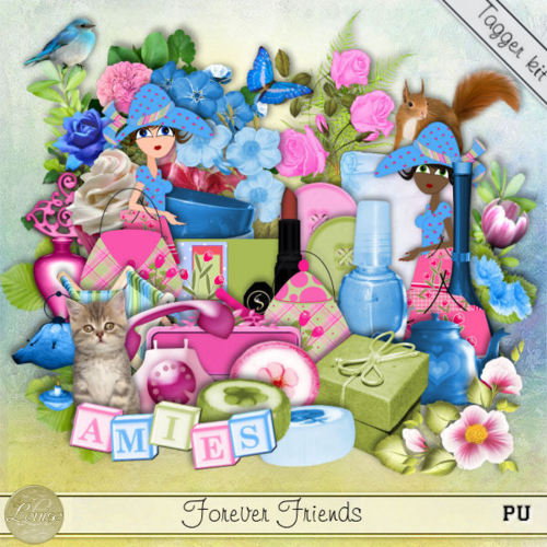 Kit Forever Friends de Louise