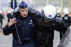 Wolu1200 : Maingain plaide pour une police spéciale manifs