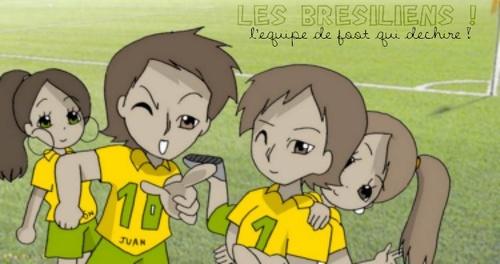 Les brésiliens