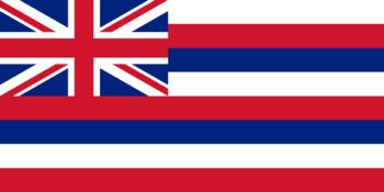 Drapeau d'Hawaï