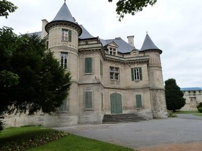 Blog de charlottopoire : Charlottopoire... mes petites créas..., Le chateau de Lamorlaye